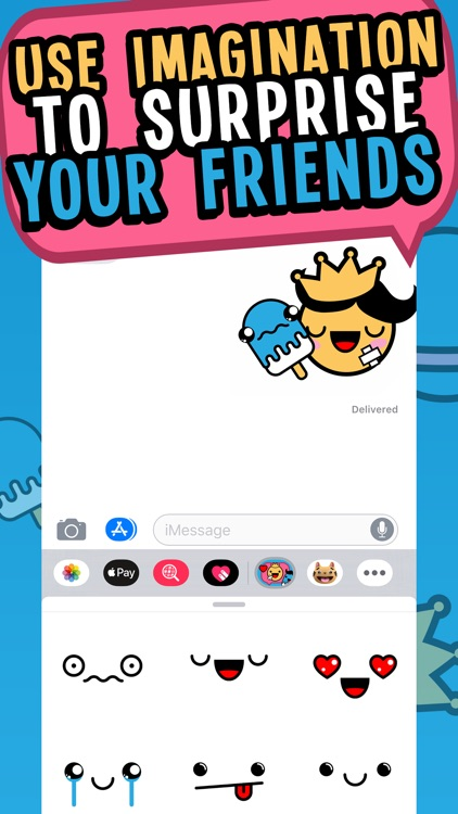 Emotion Designer Stickers screenshot-2