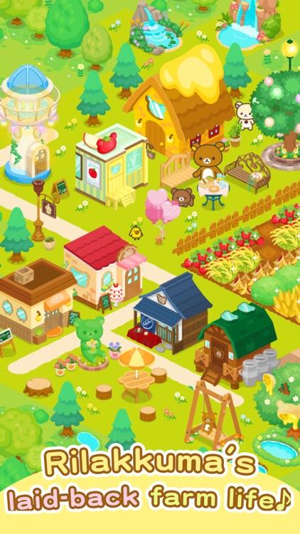 Rilakkuma Farm screenshot-4