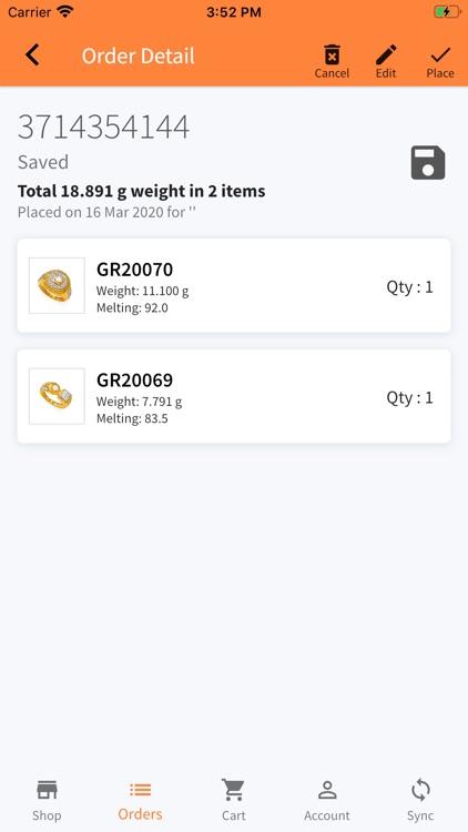 SuryaGolds screenshot-5