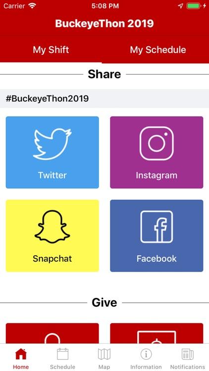 OSU's BuckeyeThon screenshot-4