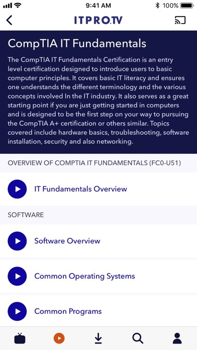 ITPro.TV screenshot four