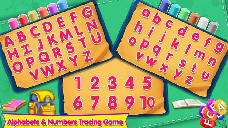 ABC Alphabets & Number Tracing screenshot-3