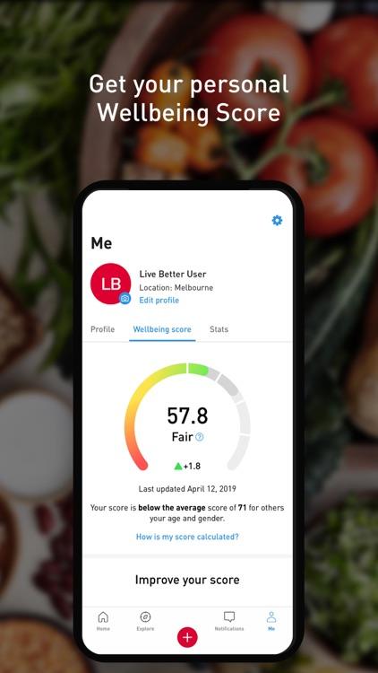Medibank Live Better screenshot-5