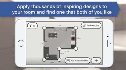 Room Planner - Design Home 3D Screenshot