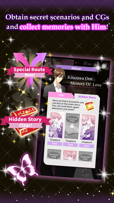 Office Lover -Otome dating sim screenshot four
