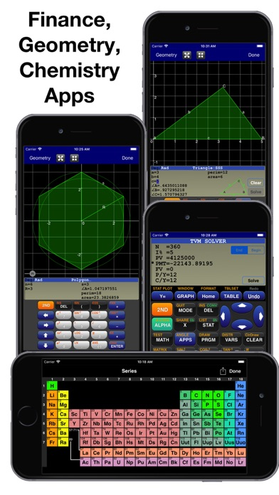 Screenshot for GraphNCalc83 in United States App Store