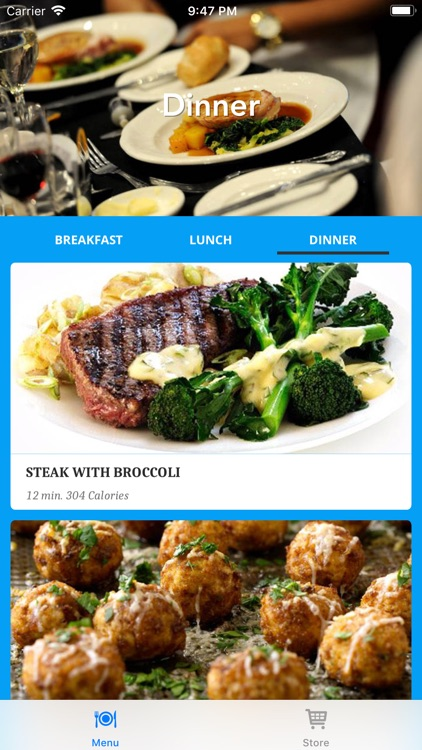 James Cookbook Healthy Meals screenshot-3