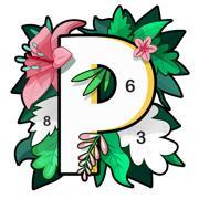 Paint.ly: 秘密花园数字填色游戏
