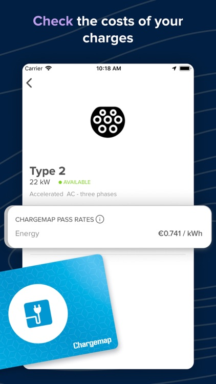 Chargemap - Charging stations screenshot-9