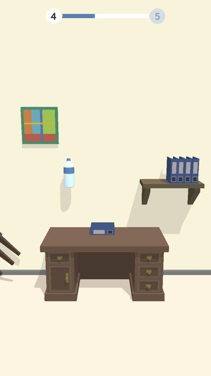 Bottle Flip 3D! screenshot-4