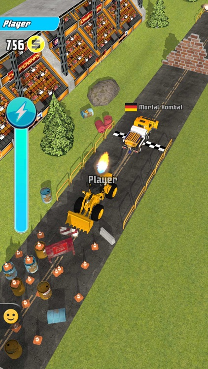 Trucks Tug Of War screenshot-3