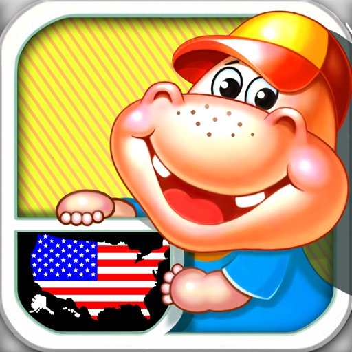 States and Capitals Map Games