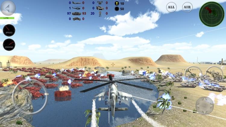 Battle 3D - Strategy game screenshot-4