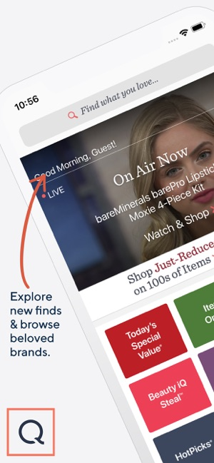 QVC Mobile Shopping (US) on the App Store