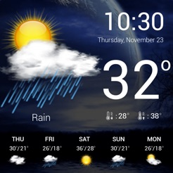 Weather : Weather forecast on the App Store