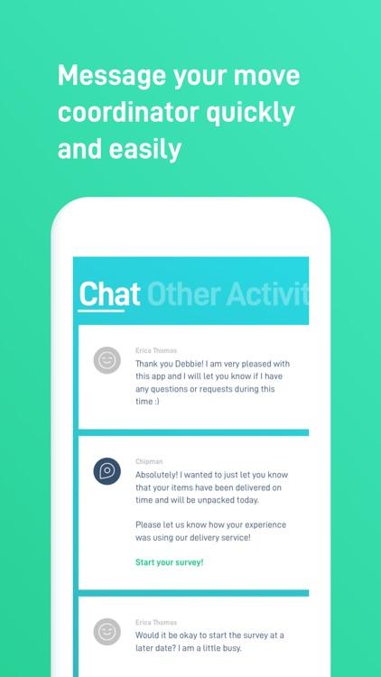 CHIP Central Moving App screenshot-3