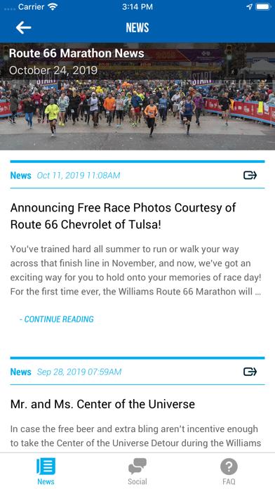 Route 66 Marathon Tulsa screenshot four