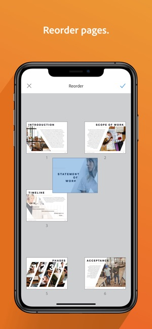 Adobe Scan: Mobile PDF Scanner Screenshot