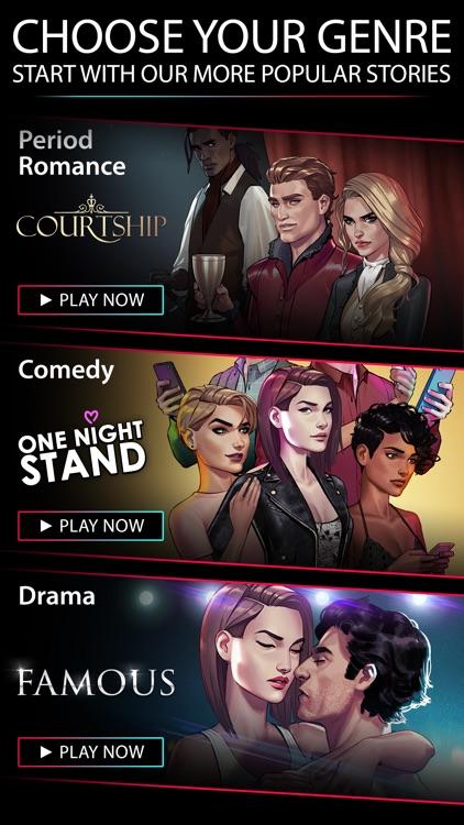 Originals: Interactive Series screenshot-5
