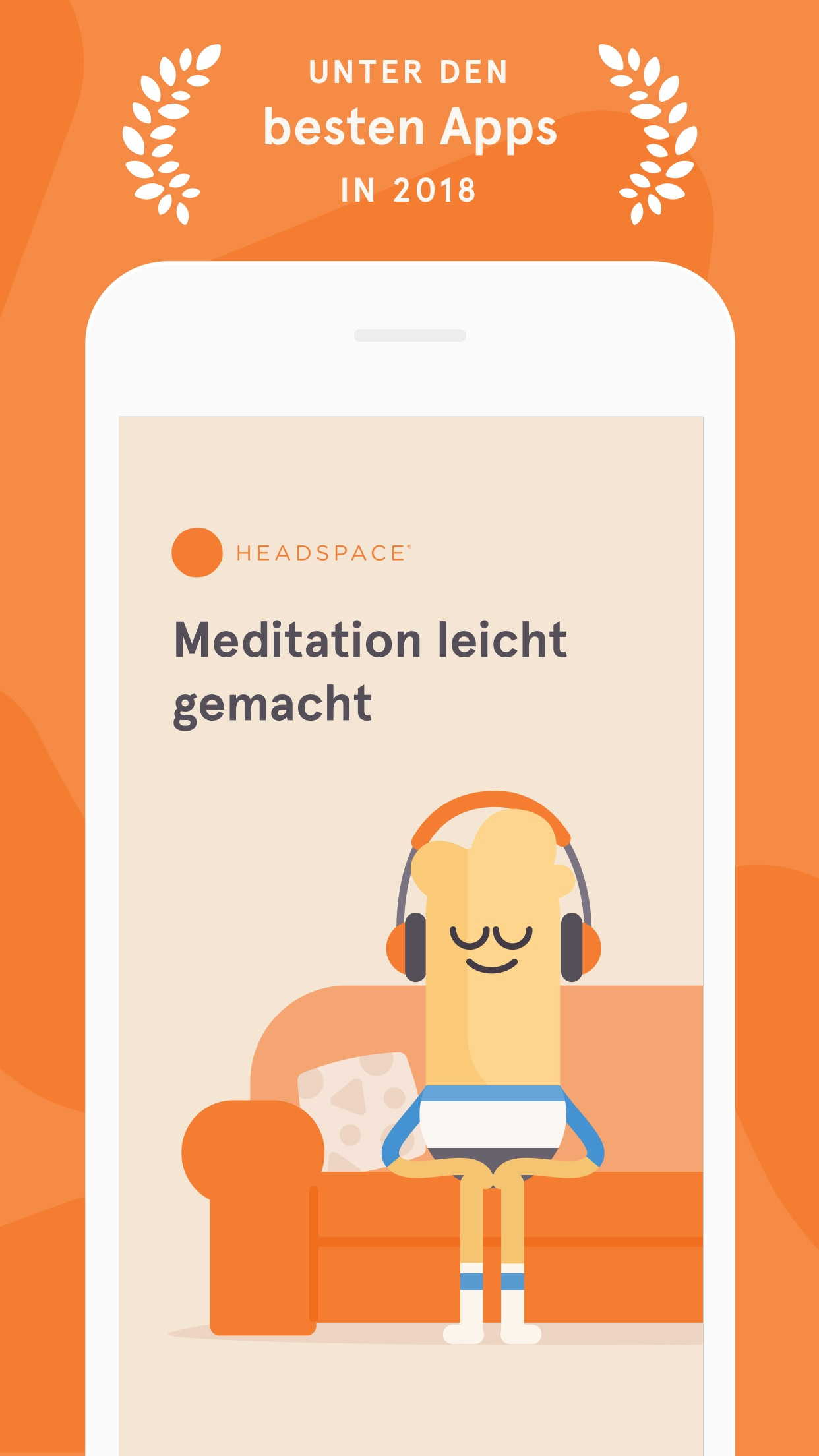 Headspace: Meditation & Schlaf Screenshot