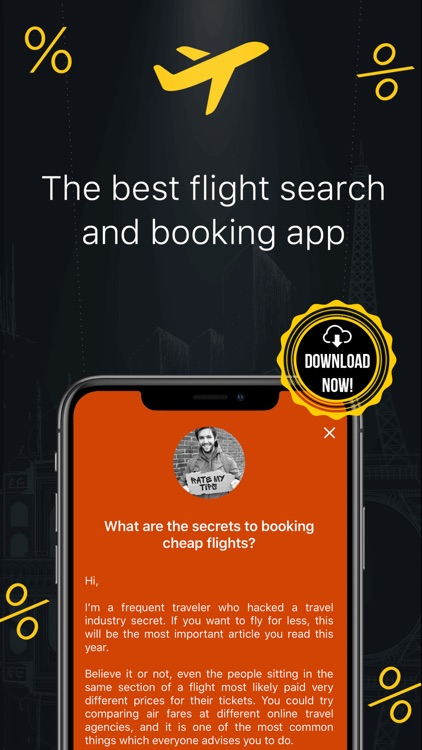 Cheapest Flights & Best Deals screenshot-3