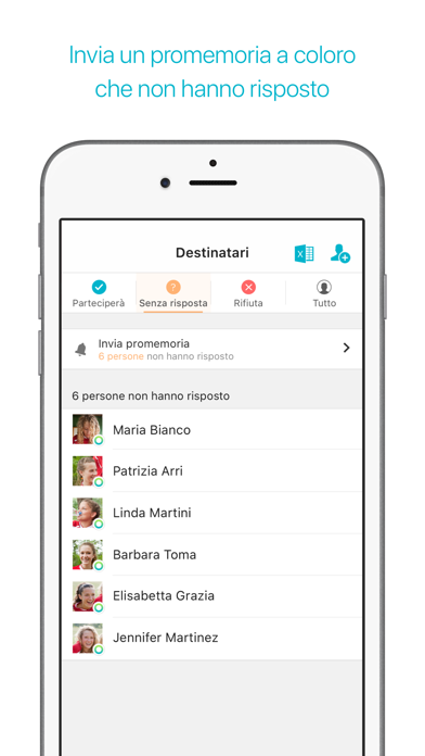 Screenshot for Spond in Italy App Store