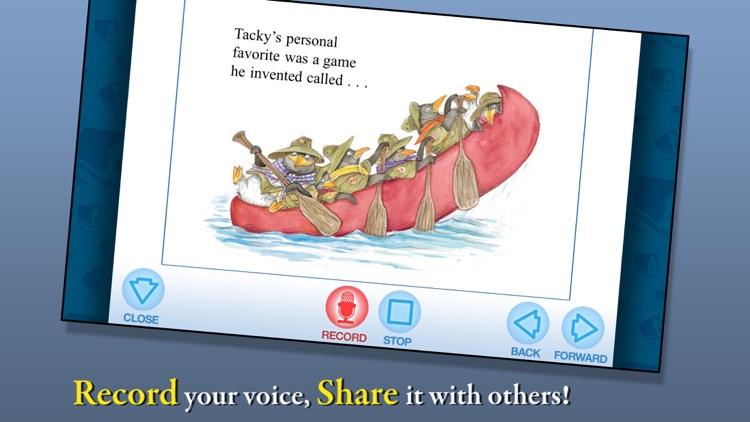 Tacky Goes to Camp screenshot-3