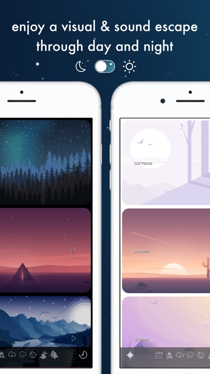 Mysa: Sleep melodies & sounds screenshot-4