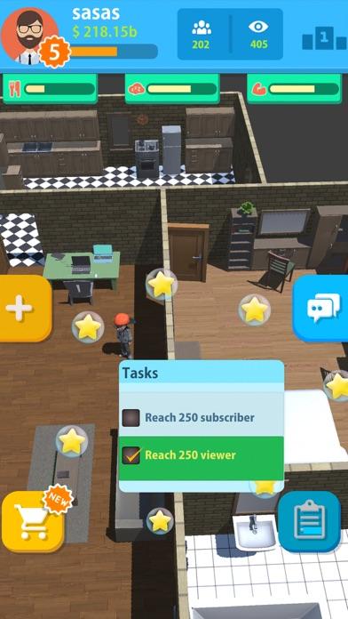 uTubers.idle screenshot 5