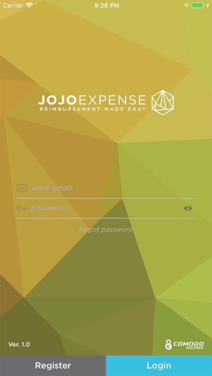 Jojo Expense