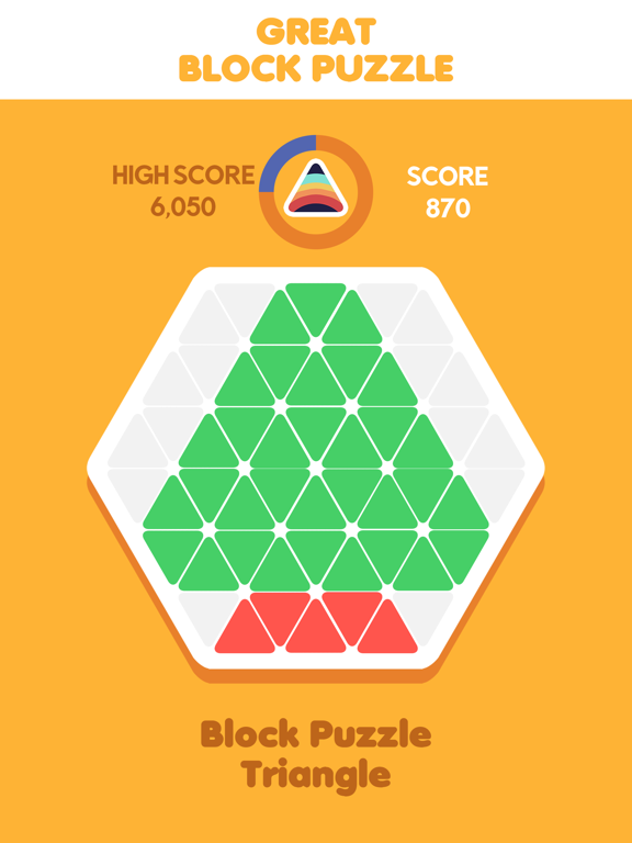 Triangle Block Puzzle