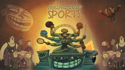 Troll Face Quest Sports screenshot two