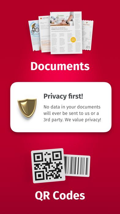 ScanPro App - Docs, PDF en OCR