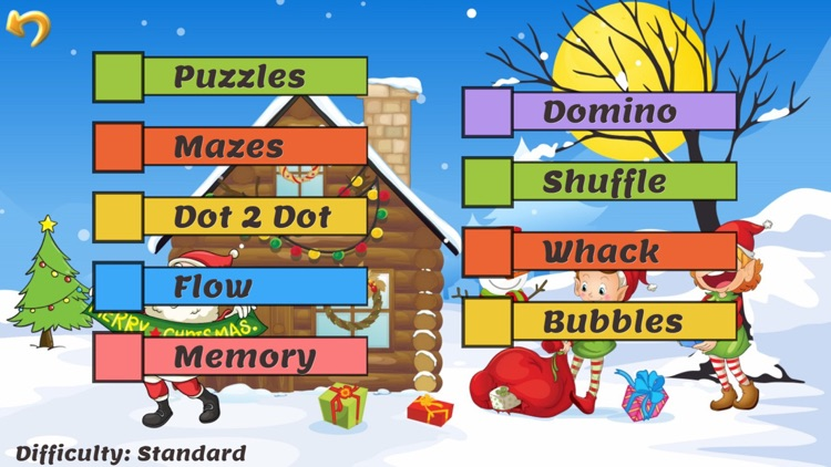 Great Christmas Games for kids screenshot-4