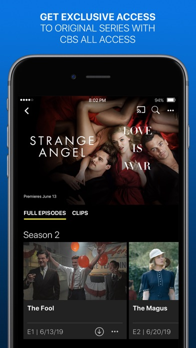 download CBS - Full Episodes & Live TV apps 0