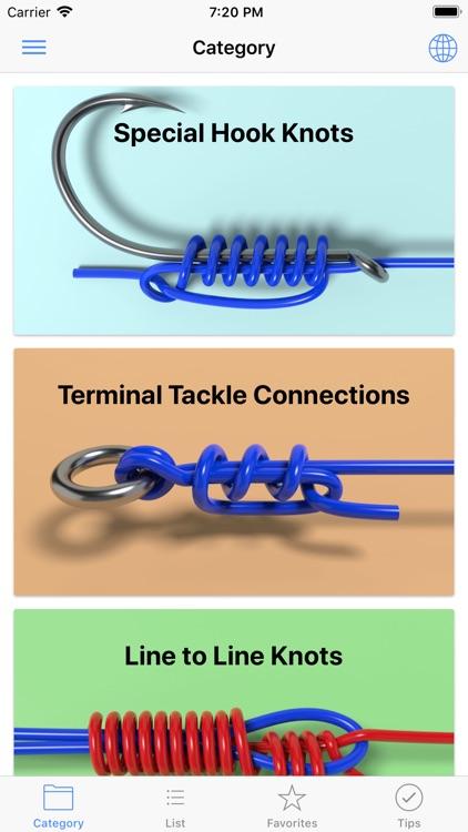 MyRigs - Sport Fishing Knots