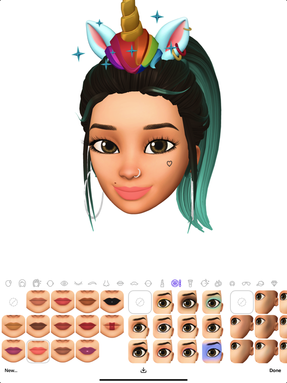 iPad Image of Facemoji 3D Face Emoji Avatar