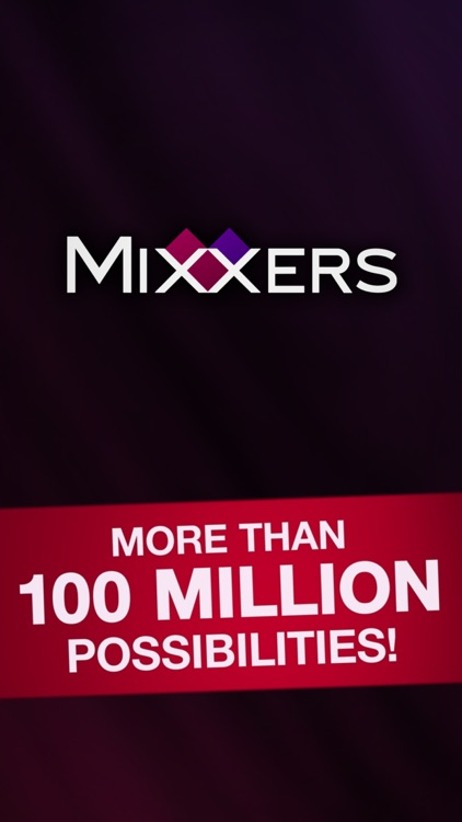Mixxers - Date Night Game screenshot-0
