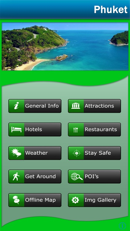 Phuket Island Offline Travel screenshot-0