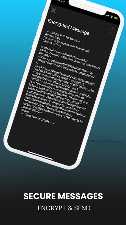 SAFE Easy Privacy screenshot-3