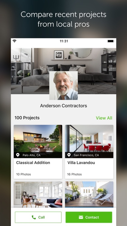 Houzz - Home Design & Remodel screenshot-3