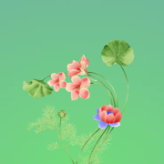 Flower Pair Match Puzzle
