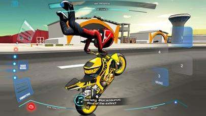 Stunt Bike Freestyleのおすすめ画像2