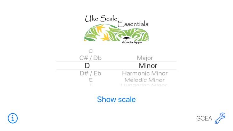 Uke Scale Essentials