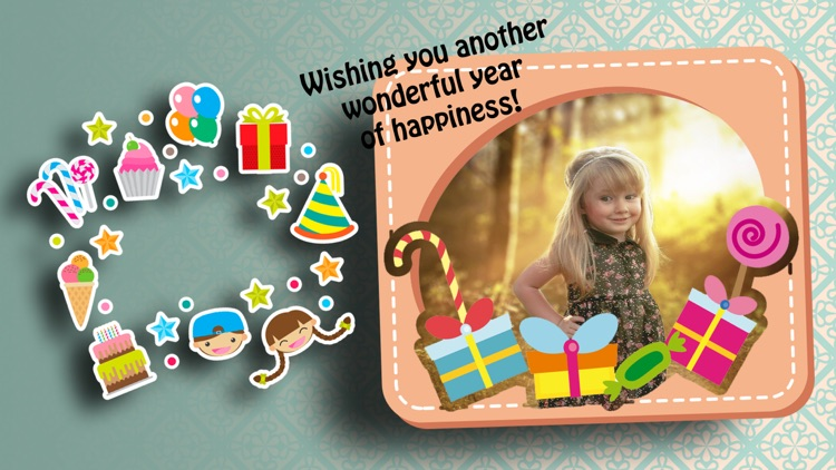 Happy Birthday - Photo Editor