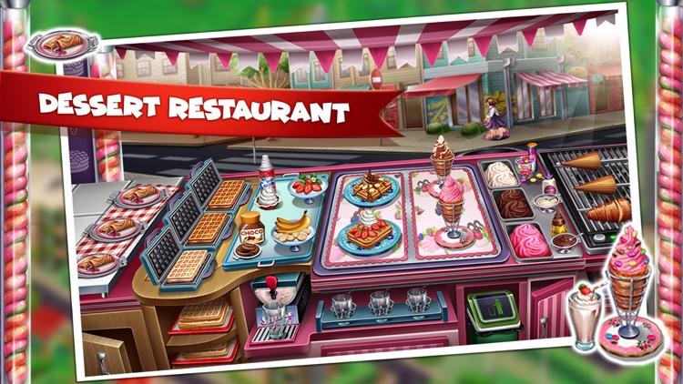 Cooking Urban Food Restaurant screenshot-6