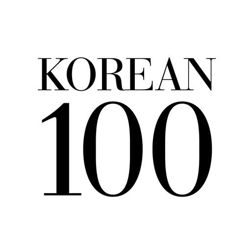 KOREAN 100 : 100 readings for korean learners