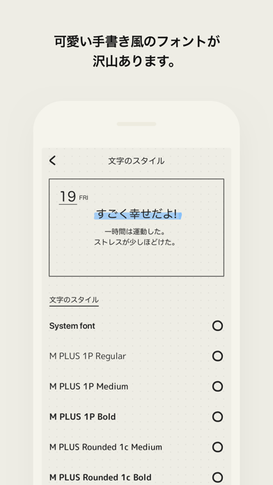 MOODA screenshot1