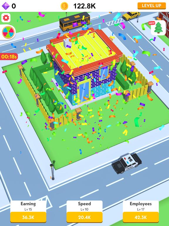 Idle Construction 3D screenshot 12