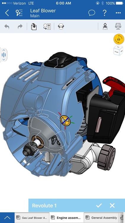 Onshape 3D CAD screenshot-0